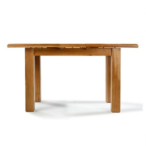 Bradley Oak Small Extending Dining Table